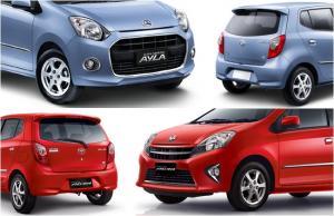 La Toyota et son double