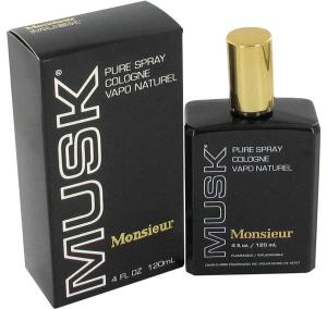 Where is Monsieur Musk?