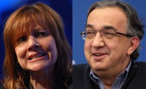 Mary Barra Swiped Left on Sergio Marchionne's Merger Proposal