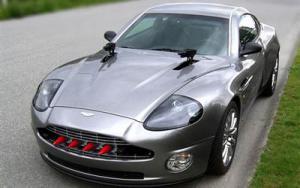 Nouveaux gadgets pour la James Bond car